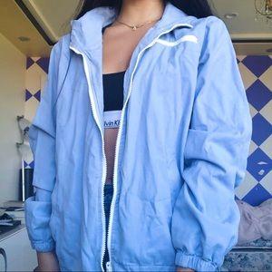 Brandy Melville Periwinkle Krissy Jacket
